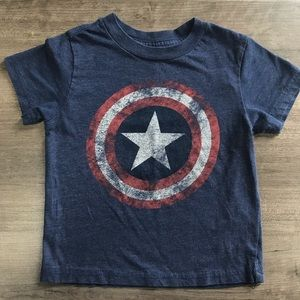 Marvel toddler boys graphic tee size 3T